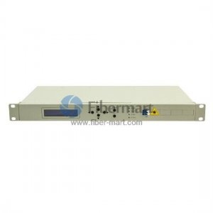 13dBm Output C-band 40 Channels Booster EDFA for DWDM Networks