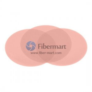 3um 1 Piece Pink Polishing Film with 127mm diameter
