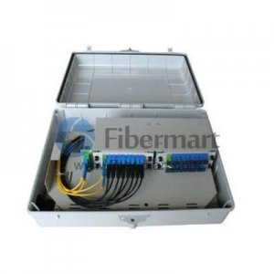 1x32 Fiber Optical Splitter Terminal Box As Distribution Box FM-CPC-32B