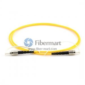 1M FC Slow Axis Single Mode Polarization Maintaining PM Patch Cord 1550nm