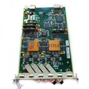 FM-E636T EPON OLT with 4-EPON Interfaces Module
