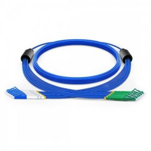 12F Armored Patch Cable