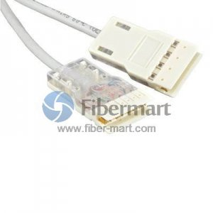 1.5m 4 Pair Cat 5e 110 to 110 Patch Cable