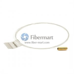 2 M Single Fiber 1550nm C-lends Gold-plated Tube Premium Fiber Collimator 5mm WD 250um