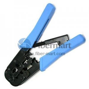 3 Ways Network Modular Crimps/Strips/ Cuts Tool HT-5684R