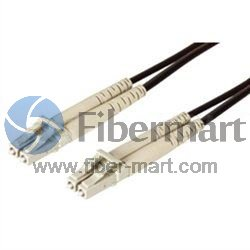 Military Grade OM2 Duplex Fiber Optic Patch Cables