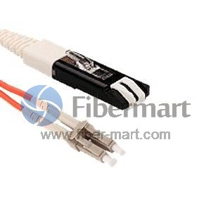1M VF45-LC 9/125um Single Mode Duplex Patch Cables