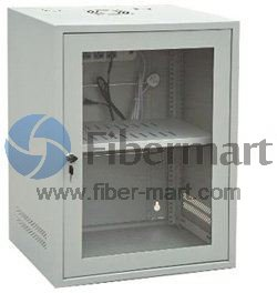 "12U 19"" Wall Mount Network Cabinet"