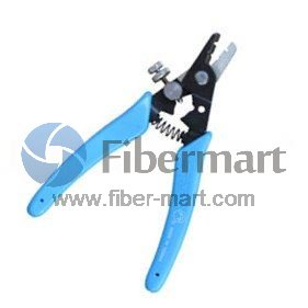 Dual-Hole Adjustable Fiber Optic Stripper FM-104