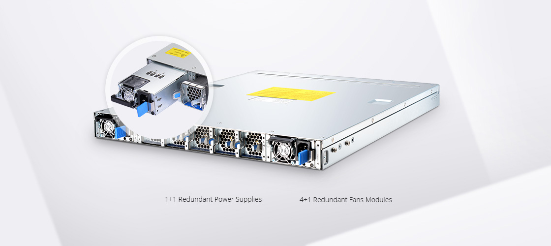 40G Switches Data Center Grade Hardware Design