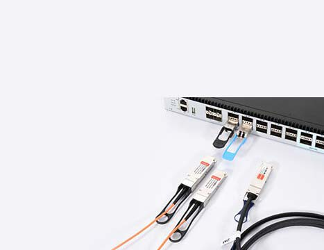 FiberMart Optical Transceivers Interconnect from 10G to 400G