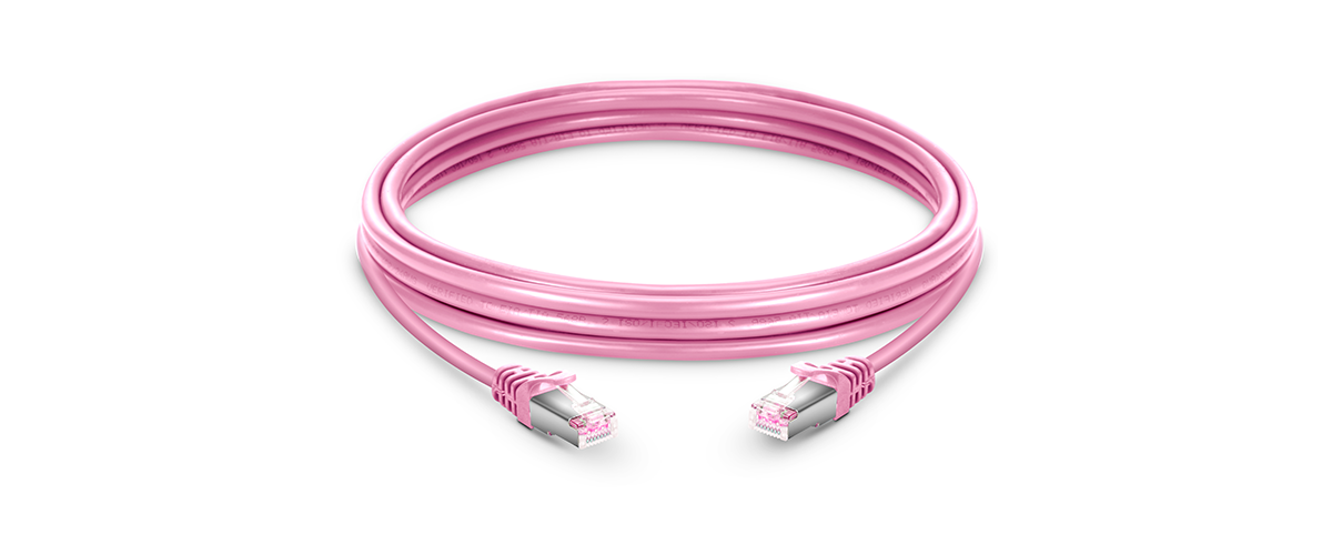 Cat6 Snagless Booted Shielded (STP) Ethernet Network Patch Cable ...