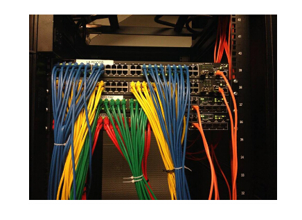 management for copper patch cords